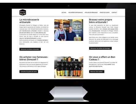 Création de site web WordPress - Côtes d'Armor