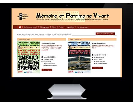 Création de site web WordPress - Finistère