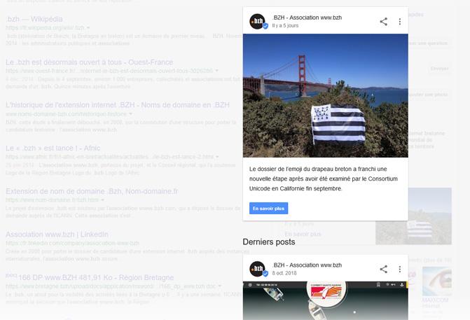 Référencement local et Google Posts - Pays de Brest