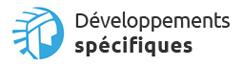 Développement d'applications web spécifiques